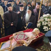 Δεκάδες τα συλλυπητήρια μηνύματα για την κοίμηση του Μητροπολίτη Σισανίου και Σιατίστης Παύλου