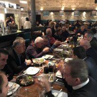 Φωτογραφίες: Στην Κοζάνη ο Νικήτας Κακλαμάνης για το χορό της ΝΟΔΕ – Γεύμα με στελέχη και υποψηφίους της Ν.Δ.