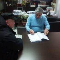 Δήμος Σερβίων – Βελβεντού: Υπογραφή σύμβασης έργου για κατασκευή πεζόδρομου