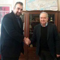 Ορκίστηκε ο νέος πρόεδρος της Τ.Κ. Προαστίου Εορδαίας