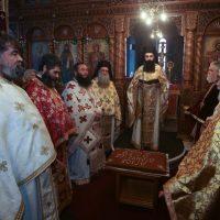 Γιορτάστηκε στο Βελβεντό ο Άγιος Διονύσιος ο εν Ολύμπω – Δείτε φωτογραφίες