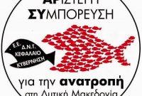 Η Αριστερή Συμπόρευση για τη δημιουργία κλειστών δομών προσφύγων στη Δυτική Μακεδονία και την κοινωνική ασφάλιση