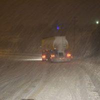 Αλυσίδες παντού και απαγόρευση κυκλοφορίας φορτηγών σε αρκετά σημεία της Δυτικής Μακεδονίας – Δείτε αναλυτικά