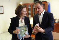 Βίντεο: Συνάντηση εργασίας του Θ. Καρυπίδη με την Υφ. Εσωτερικών Μ. Χρυσοβελώνη για ζητήματα ισότητας των δύο φύλων