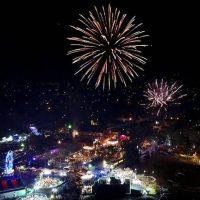 Έπεσε η αυλαία του 8ου Μύλου των Ξωτικών – 1.168.081 επισκέπτες και 2.183 λεωφορεία επισκέφτηκαν το «θεσμό» των Χριστουγέννων στα Τρίκαλα