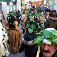 Ραγκουτσάρια Καστοριάς 2019: Μία γεύση από την Παρέλαση του Καστοριανού καρναβαλιού