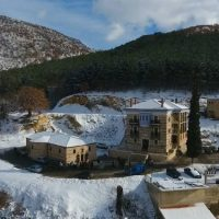 Πανέμορφες εικόνες από την Ιερά Μόνη Αγίου Αθανασίου στην Εράτυρα Κοζάνης – Η ιστορία της Μονής – Δείτε το βίντεο
