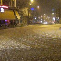 Στα λευκά για άλλη μια φορά η Κοζάνη – Προβλήματα από την έντονη χιονόπτωση – Δείτε το βίντεο