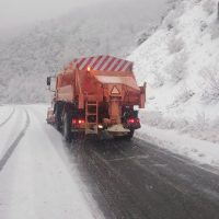 Αλυσίδες και απαγόρευση κυκλοφορίας φορτηγών σε διάφορα σημεία στη Δυτική Μακεδονία – Δείτε την ανακοίνωση της Αστυνομίας