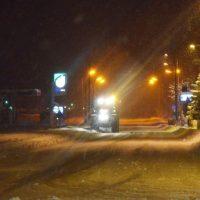 Πολύ χιόνι στο δρόμο για Βατερό και στην περιοχή του αεροδρομίου Κοζάνης – Δείτε το βίντεο