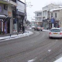 Στην κατάψυξη η Δυτική Μακεδονία – Δείτε τις ιδιαίτερα χαμηλές θερμοκρασίες που σημειώθηκαν