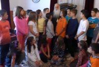 Βίντεο: Μια επίσκεψη στον Επίσκοπό μας – Της ΣΤ' τάξης του 1ου Δημοτικού Σχολείου Σιάτιστας