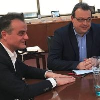 Δημιουργείται τεχνολογικό πάρκο καινοτομίας και κυκλικής οικονομίας στη Δυτική Μακεδονία μοναδικό στη χώρα – Συνάντηση Θ. Καρυπίδη με Σ. Φάμελλο
