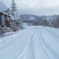 Στο έλεος του Θεού η Ζωοδόχος Πηγή από την έντονη χιονόπτωση – Τι λένε οι καταστηματάρχες