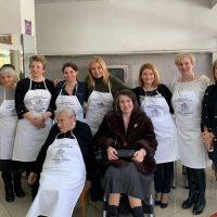 Ποιες περιοχές επισκέφτηκε η Μαρέβα Μητσοτάκη κατά την παρουσία της στην Κοζάνη – Δείτε φωτογραφίες
