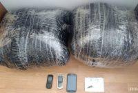 Συνελήφθησαν σε δασική περιοχή της Καστοριάς 3 αλλοδαποί που μετέφεραν πεζοί μεγάλη ποσότητα ναρκωτικών