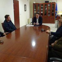 Βίντεο: Θετική έκβαση για την επέκταση των ορυχείων Σερβίων – Συνάντηση Περιφερειάρχη με εκπροσώπους της ΛΑΡΚΟ