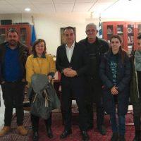 Συνάντηση των γονέων του Δημοτικού Σχολείου και του Νηπιαγωγείου Βελβεντού με τον Περιφερειάρχη Δυτικής Μακεδονίας