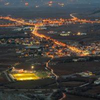 Η φωτογραφία της ημέρας: Με θέα τα Κοίλα και τη Νέα Καρδιά Κοζάνης