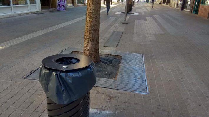 Αυτοί είναι οι νέοι κάδοι απορριμμάτων που τοποθετήθηκαν στην πλατεία και στον πεζόδρομο Κοζάνης – Δείτε φωτογραφίες