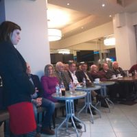 Την Κοζάνη επισκέφτηκε την Κυριακή 24 Φεβρουαρίου η Άννα Μισέλ Ασημακοπούλου – Δείτε φωτογραφίες και τις δηλώσεις της στο KOZANILIFE.GR