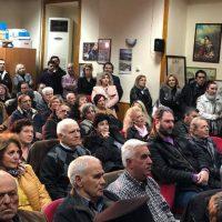 Έκοψε την βασιλόπιτα με φίλους στο πολιτικό του γραφείο ο πολιτευτής της Ν.Δ. Φώτης Ζυγούρης στα Σέρβια – Δείτε φωτογραφίες