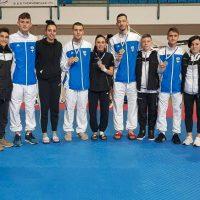 Δυναμικό παρόν της Μακεδονικής Δύναμης Κοζάνης σε διεθνές πρωτάθλημα του Tawkwondo στην Κύπρο
