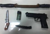 Συνελήφθη για παράβαση του νόμου περί όπλων 31χρονος οδηγός στην Κοζάνη