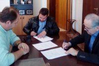 Υπεγράφη η σύμβαση του έργου για την ανακαίνιση και συντήρηση του κλειστού αθλητικού κέντρου στην Πτολεμαΐδα