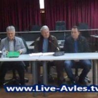 Συνάντηση της κίνησης «ΑΝΤΑΜΑ» στα Σέρβια με τον υποψήφιο Δήμαρχο για τις εκλογές Μαΐου 2019 Πολυδεύκη Λιάκο