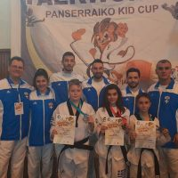 7 χρυσά και 2 αργυρά μετάλλια για την Μακεδονική Δύναμη Κοζάνης στο 7° Πανσερραϊκό Kids Cup