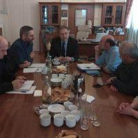 Ο Αναπλ. Υπουργός Οικονομίας και Ανάπτυξης Στέργιος Πιτσιόρλας στην Κοζάνη – Προχωρά το θέμα της αξιοποίησης του Ξενία