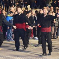 Ο Φανός Αλώνια στην κεντρική πλατεία Κοζάνης – Δείτε βίντεο και φωτογραφίες