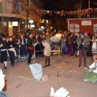 Το αποκριάτικο γλέντι στον Φανό του «Αριστοτέλη» στην Κοζάνη – Δείτε βίντεο και φωτογραφίες