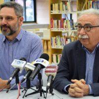 Ο Υπουργός Παιδείας Κώστας Γαβρόγλου στην Κοζάνη – Τι ανέφερε για το μέλλον του ΤΕΙ και Πανεπιστημίου Δυτικής Μακεδονίας
