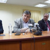 Επίσκεψη του Προέδρου του ΛΑ.Ο.Σ Γιώργου Καρατζαφέρη στην Κοζάνη – Τι δήλωσε για το ζήτημα της Μακεδονίας και τους Ευρωσκεπτικιστές – Δείτε βίντεο και φωτογραφίες