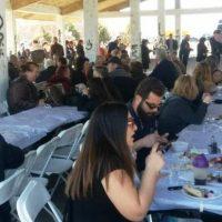 Πλήθος κόσμου στην εκδήλωση του Δήμου Εορδαίας για την Καθαρά Δευτέρα