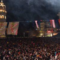 Το αδιαχώρητο και φέτος στο Πάρτι Νεολαίας της Κοζανίτικης Αποκριάς 2019 – Δείτε βίντεο και φωτογραφίες