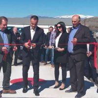 Εγκαινιάστηκε η νέα γεφυροπλάστιγγα του ΤΟΕΒ Μεσοβούνου από τον Θ. Καρυπίδη – Δρομολογείται η κατασκευή υδροηλεκτρικών σταθμών και σύγχρονου αρδρευτικού με χρηματοδότηση της Περιφέρειας