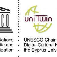 Δυο νέες θέσεις εργασίας στην Έδρα της ΟΥΝΕΣΚΟ στη Ψηφιακή Πολιτιστική Κληρονομιά στην Κύπρο