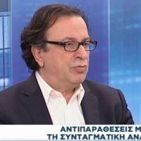 Θ. Μουμουλίδης: «Ως κυβέρνηση κληθήκαμε να απολογηθούμε για παθογένειες των 200 χρόνων του νεοελληνικού κράτους»