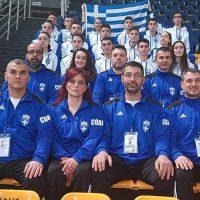 Ολοκληρώθηκε με επιτυχία η συμμετοχή των αθλητών της Μακεδονικής Δύναμης Κοζάνης στο 7ο Πανευρωπαϊκό Πρωτάθλημα Συλλόγων