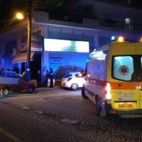 Τροχαίο ατύχημα με 4 τραυματίες στη διασταύρωση της Σμύρνης στην Κοζάνη – Δείτε βίντεο και φωτογραφίες