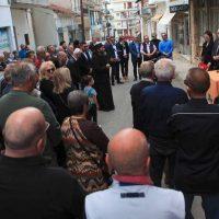 Πραγματοποιήθηκαν τα εγκαίνια του εκλογικού γραφείου του Δημάρχου Βοΐου Δημήτρη Λαμπρόπουλου