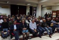 Παρουσιάστηκαν τα ονόματα των υποψηφίων της Λαϊκής Συσπείρωσης Εορδαίας – 12 νέοι υποψήφιοι Περιφερειακοί Σύμβουλοι με τον Θ. Χαστά