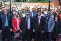 Πλήθος κόσμου στα εγκαίνια του εκλογικού κέντρου του συνδυασμού του Π. Πλακεντά στην Πτολεμαΐδα – Πέντε νέοι υποψήφιοι