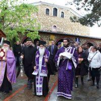Η αποκαθήλωση του Εσταυρωμένου στο Δρυόβουνο Κοζάνης