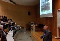 Με επιτυχία πραγματοποιήθηκε η διάλεξη στο ΤΕΙ στην Καστοριά από τον διακεκριμένο καθηγητή Ν. Στεργίου με τίτλο «Μεταβλητότητα στην ανθρώπινη κίνηση»