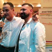 Μουσικό πάρτι με τον Υποχθόνιο στο εκλογικό κέντρο του Θεόδωρου Καρυπίδη στην Κοζάνη – Δείτε βίντεο και φωτογραφίες