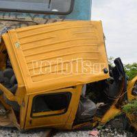 Τραγωδία στη Βέροια: ΙΧ παρασύρθηκε από τρένο – Νεκροί οι 2 επιβάτες – Δείτε φωτογραφίες